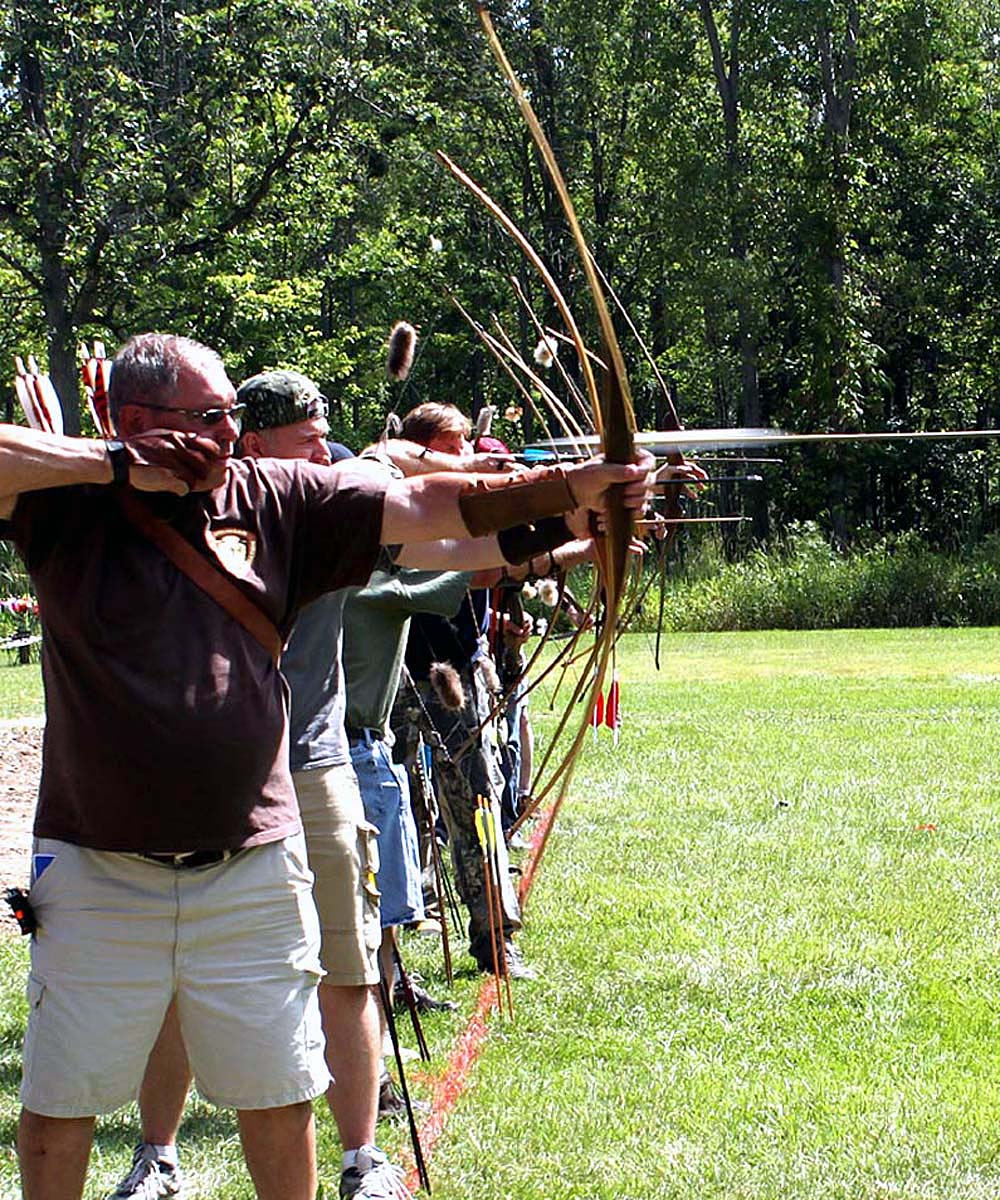 Largest Long Bow Event In The Nation Comes To Charlton Park